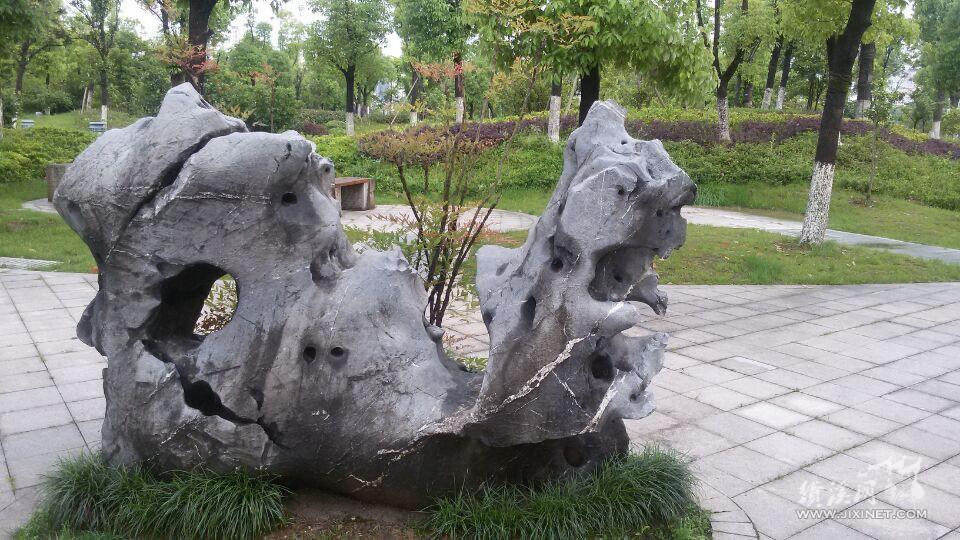 2017年6月30日         能入画的石头   (美术资料) - 田园 - 劉振華的田園